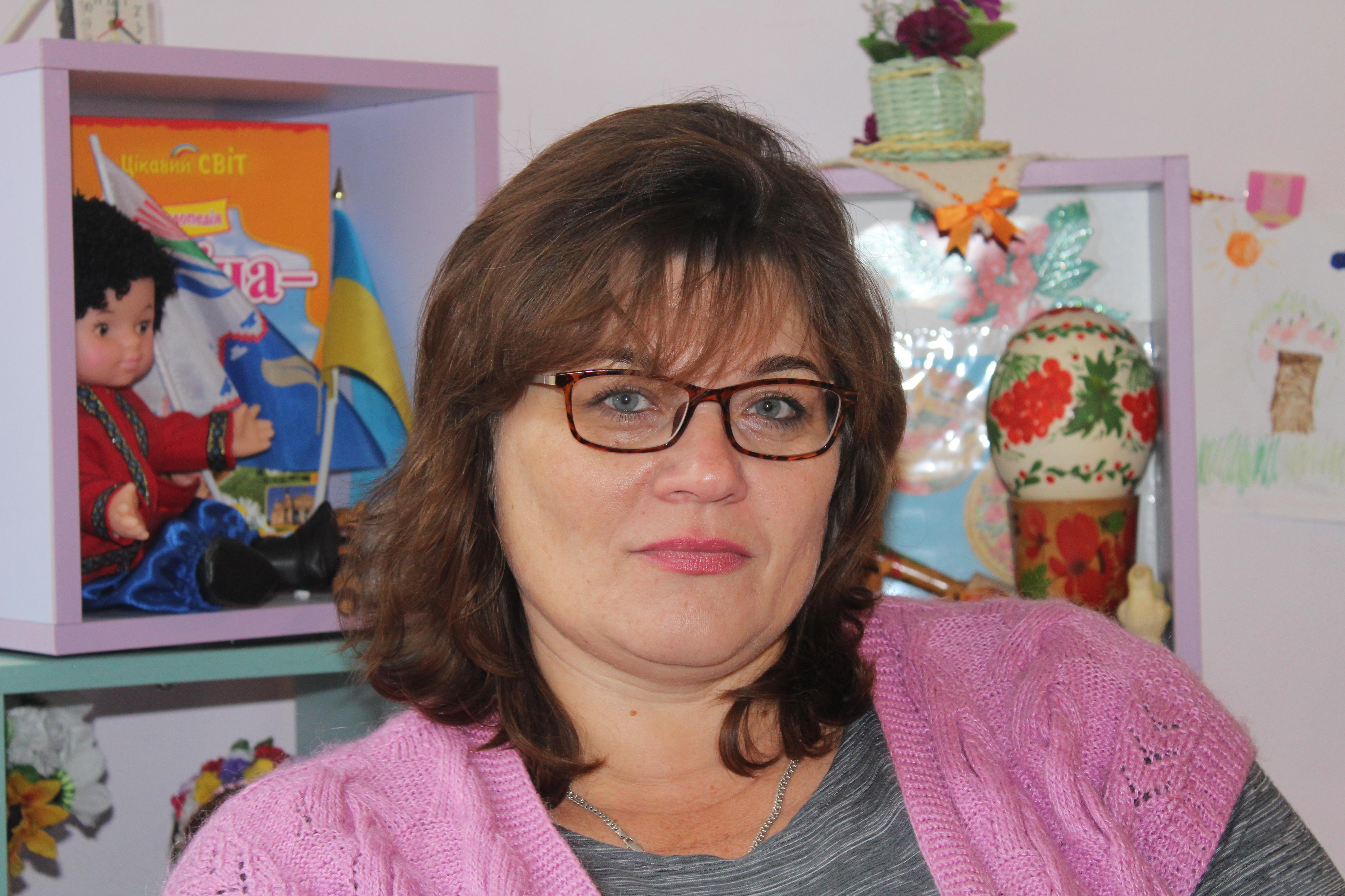 Кирпич Олена Євгенівна