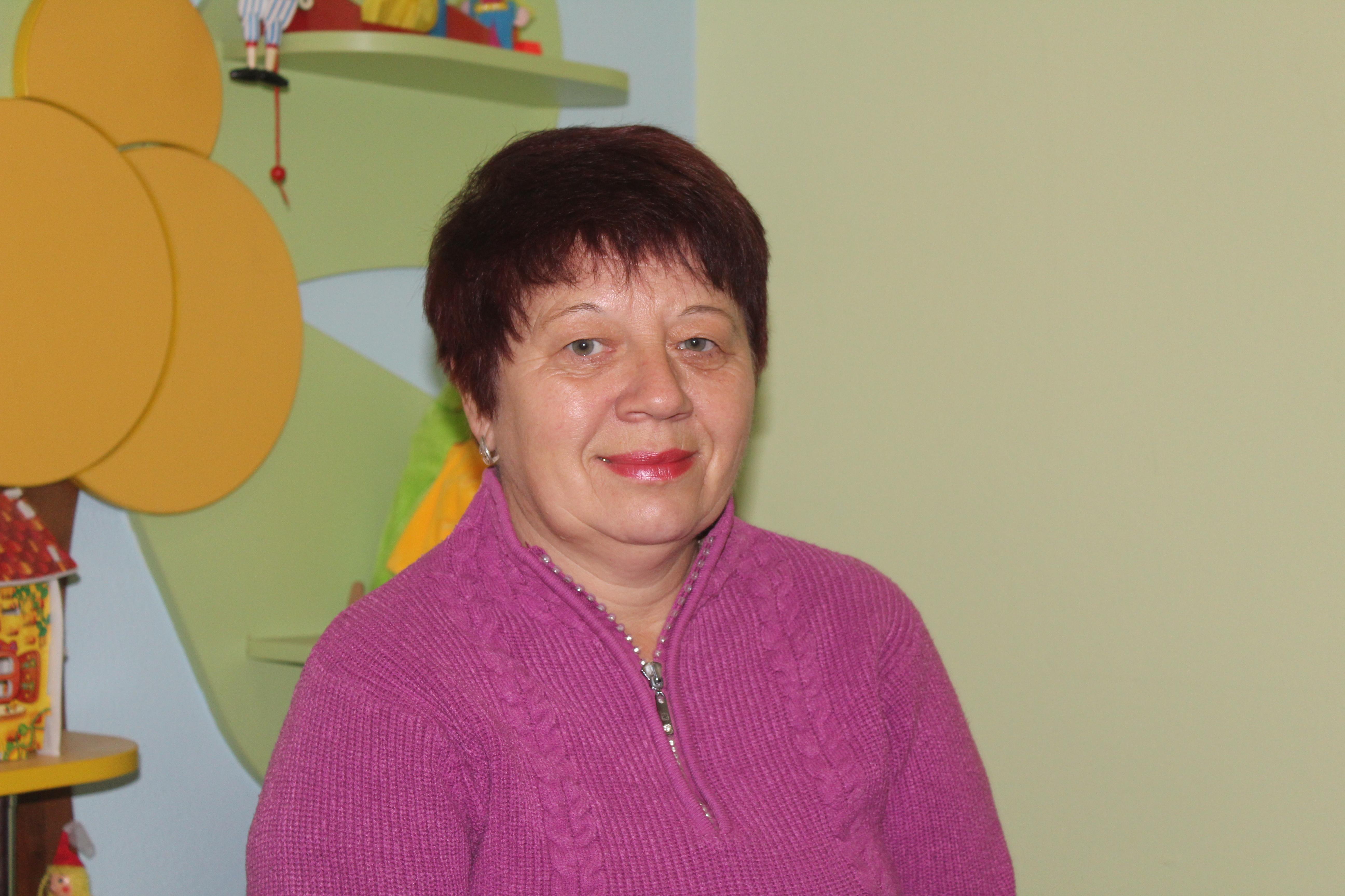 Решетник Ольга Василівна