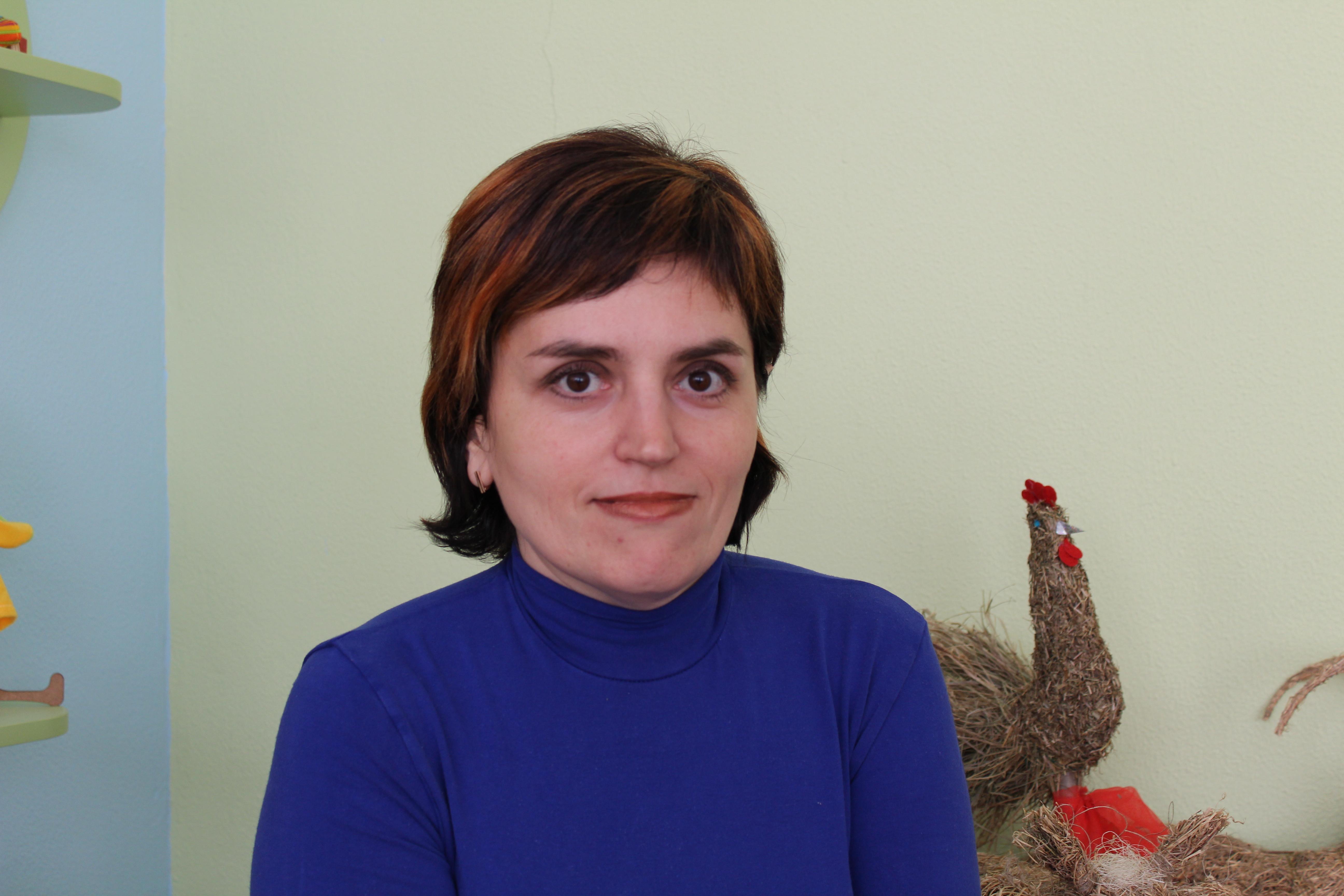 Мормуль Лілія Михалівна