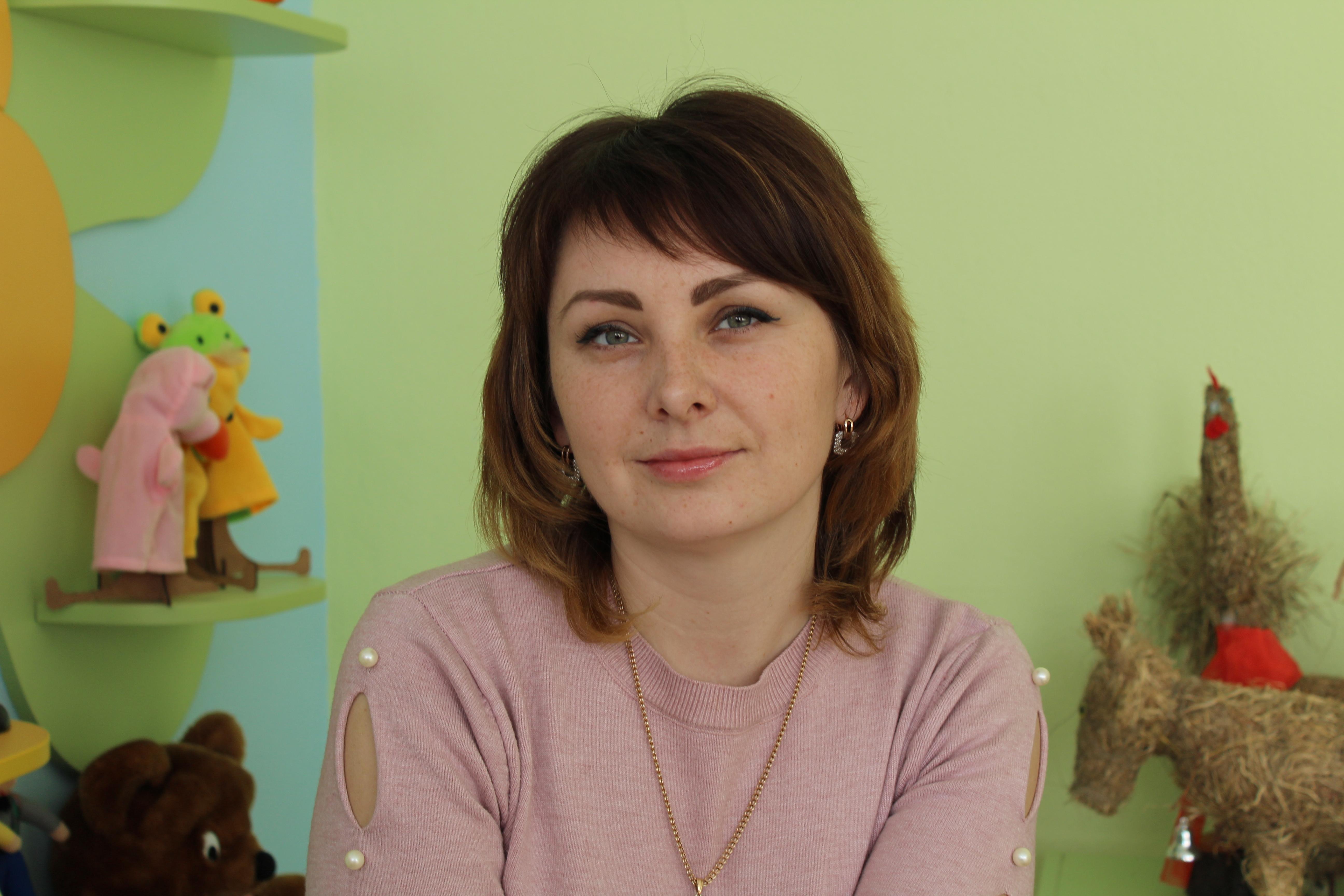 Сальнікова Вікторія Миколаївна
