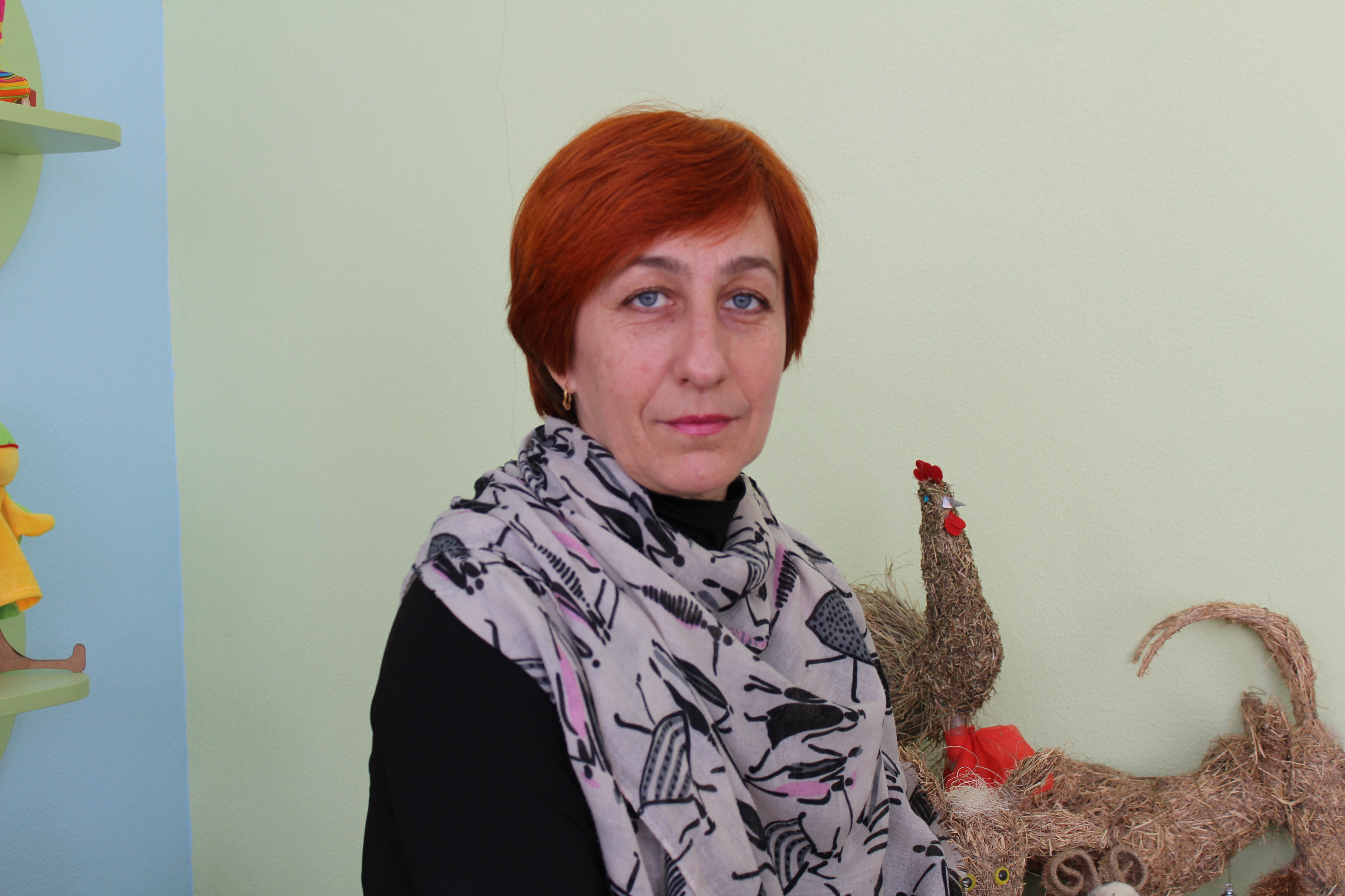 Сінохіна Тетяна Григорівна